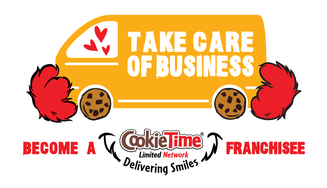 Take Care Of Business! Become a Cookie Time Franchisee